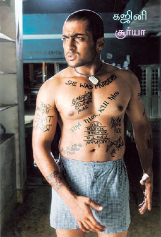 Ghajini (Tamil) hindi movie download hd