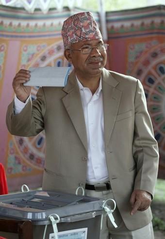 NEPAL-ELECTION/